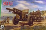 AFV Club U.S. WWII 105mm Howitzer M2A1 & Carriage M2